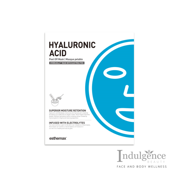 ESTHEMAX HYALURONIC ACID HYDROJELLY MASK