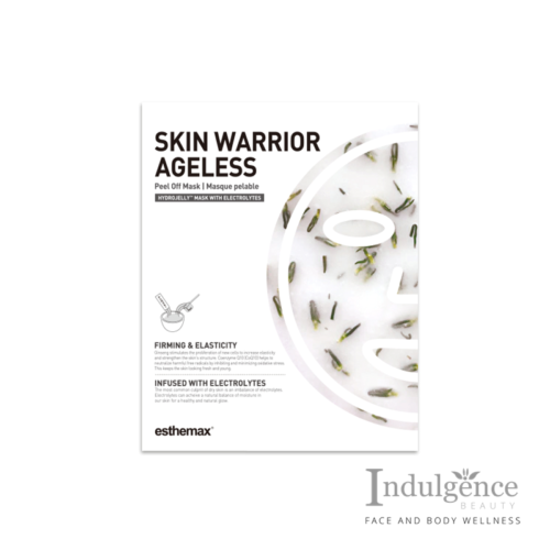 ESTHEMAX SKIN WARRIOR AGELESS HYDROJELLY MASK