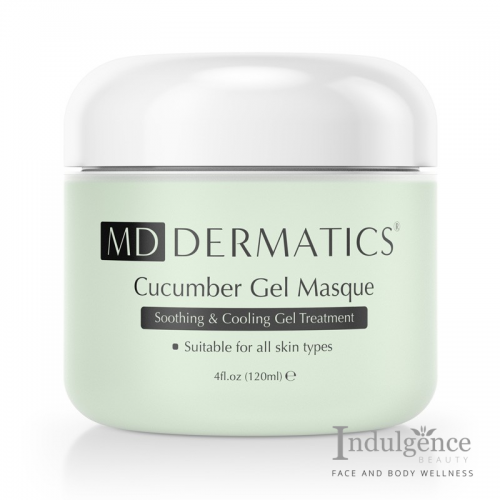 MD Dermatics - Cucumber Gel Masque