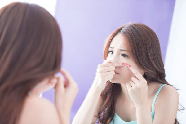 Acne Facial Singapore, Extraction Facial