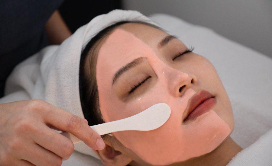 Best_Acne_extraction_facial_Singapore_MD_Dermatics_internation_plaza_mask