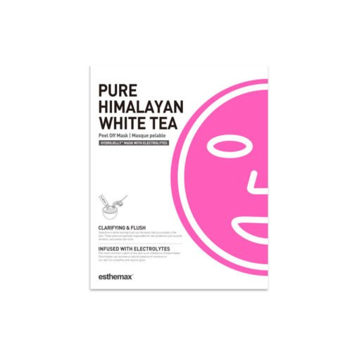 Esthemax PURE HIMALAYAN WHITE TEA Hydrojelly Mask