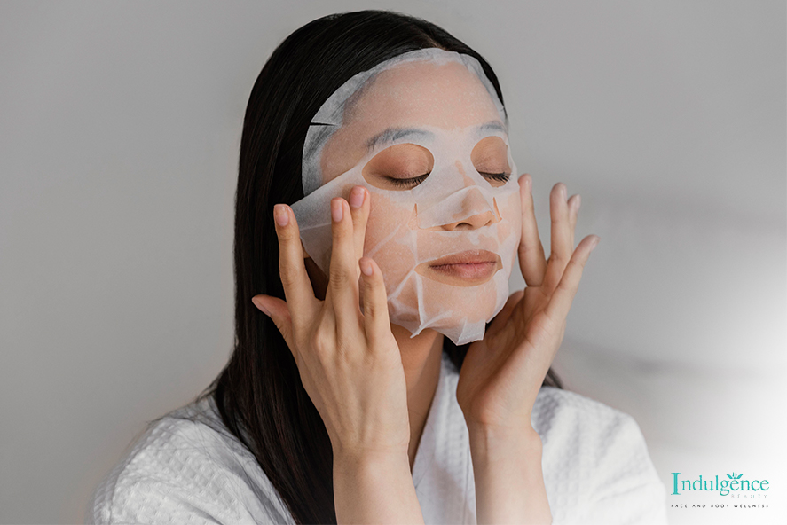 facial mask in singapore
